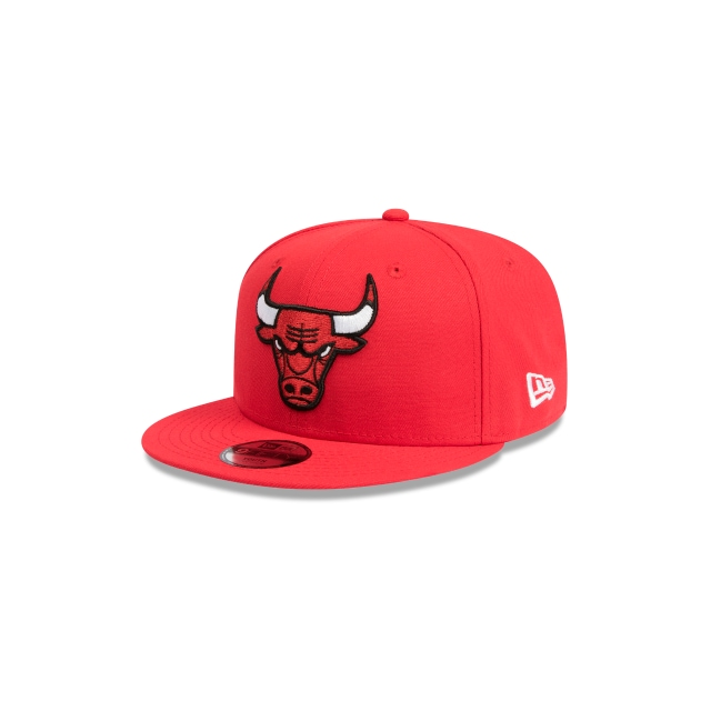Chicago Bulls Red Youth 9FIFTY | Chicago Bulls Hats | New Era Cap