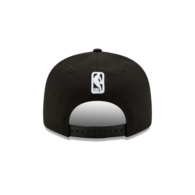 Philadelphia 76ers Nba Authentics Back Half Series Black 9fifty Snapback | Philadelphia 76ers Basketball Caps | New Era Cap