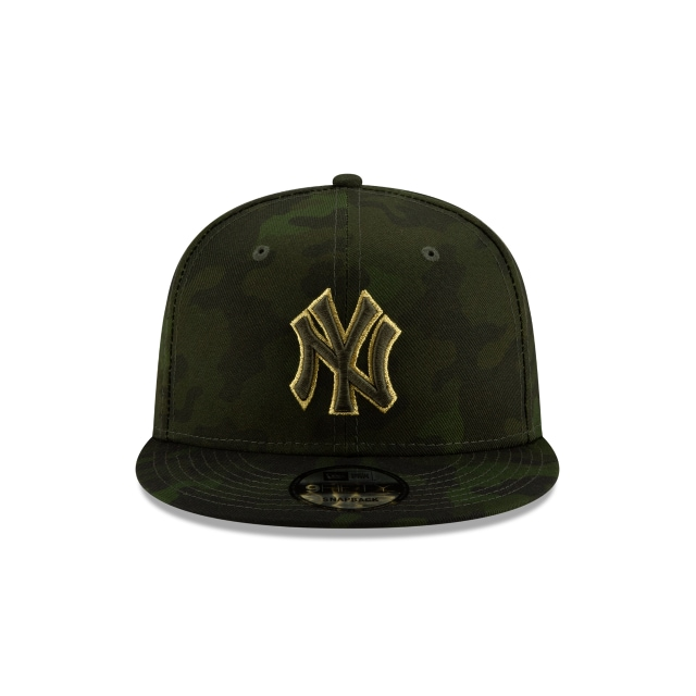 New York Yankees Armed Forces 9fifty Snapback | New York Yankees Baseball Caps | New Era Cap
