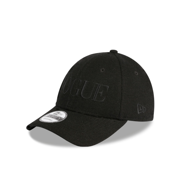 Vogue Black Merino Wool 9forty | New Era Cap