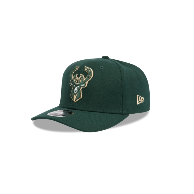 Milwaukee Bucks Dark Green 9fifty Stretch Snapback | New Era Cap