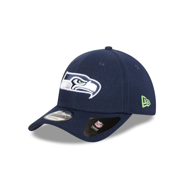 Seattle Seahawks Oceanside Blue 9forty | Seattle Seahawks Football Caps | New Era Cap