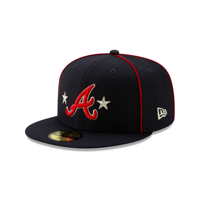Atlanta Braves All-star Game 59fifty Fitted | New Era Cap