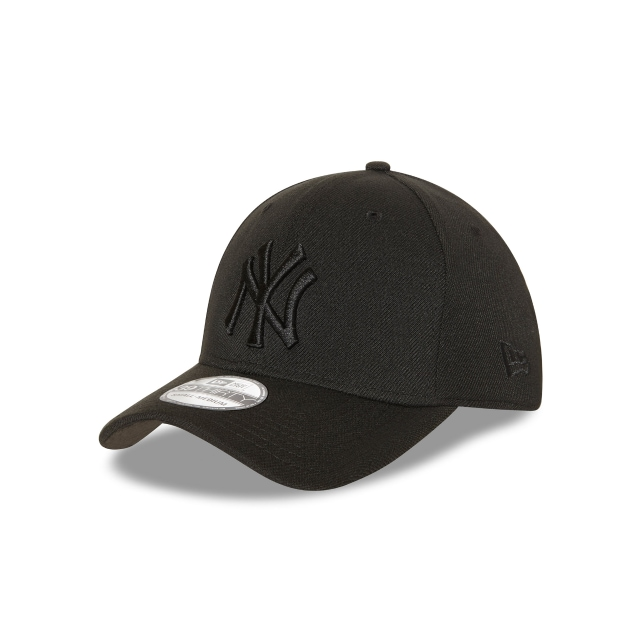 New York Yankees Black On Black 39thirty | New Era Cap