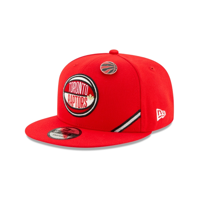 Toronto Raptors Nba Authentics Draft Series 9fifty | New Era Cap