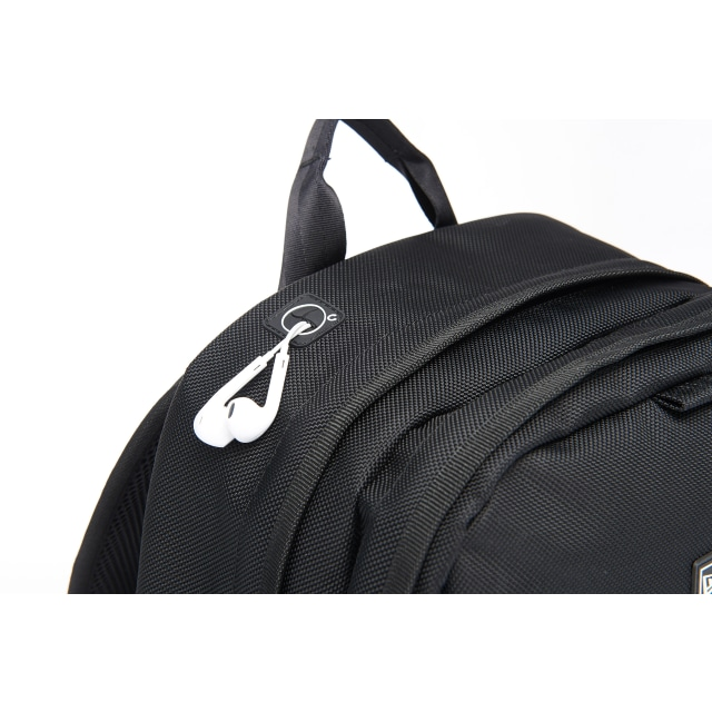 Smart Pack Black Backpack | New Era Cap