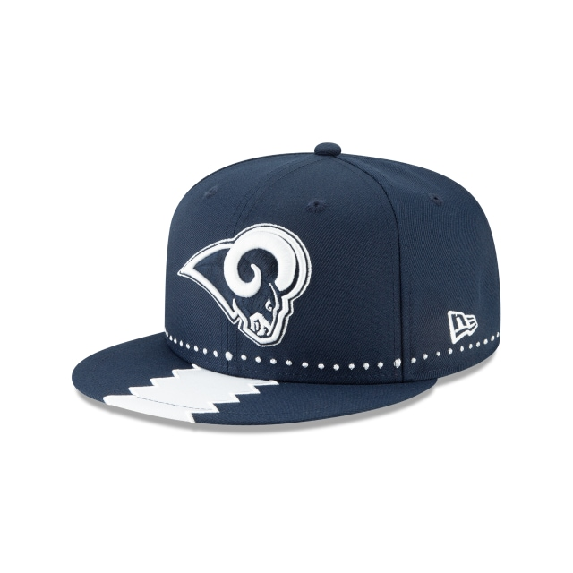 Los Angeles Rams On-stage Nfl Draft 9fifty | New Era Cap