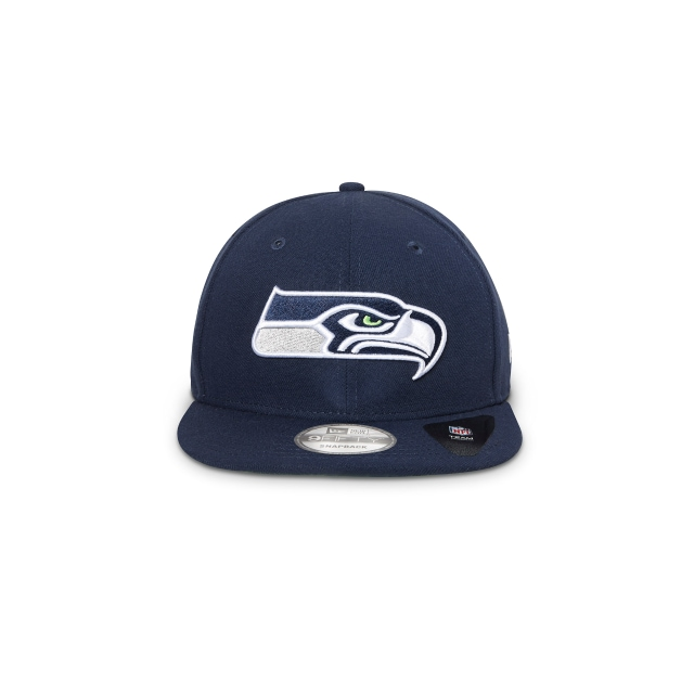 Seattle Seahawks Oceanside Blue 9fifty Original Fit Snapback | Seattle Seahawks Football Caps | New Era Cap