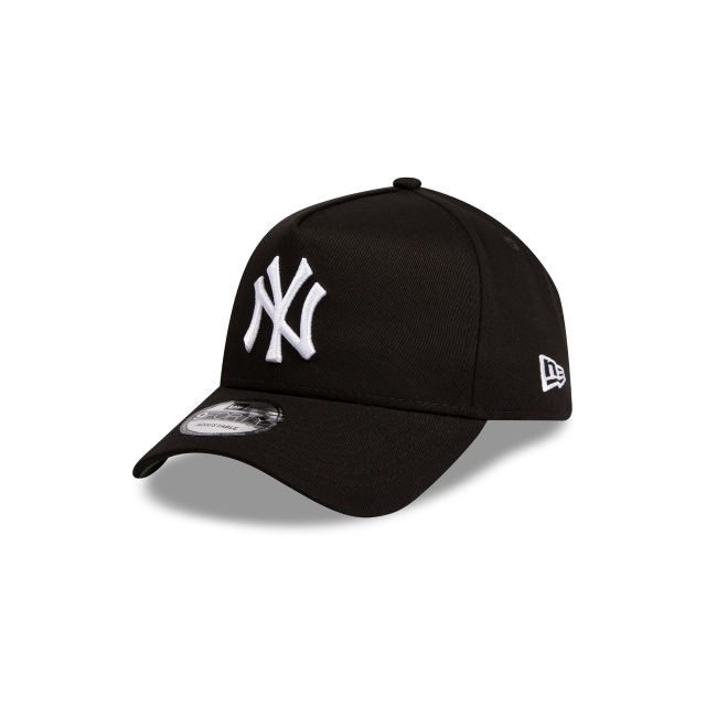New York Yankees Dodgers Black Green 9forty A-frame | New Era Cap