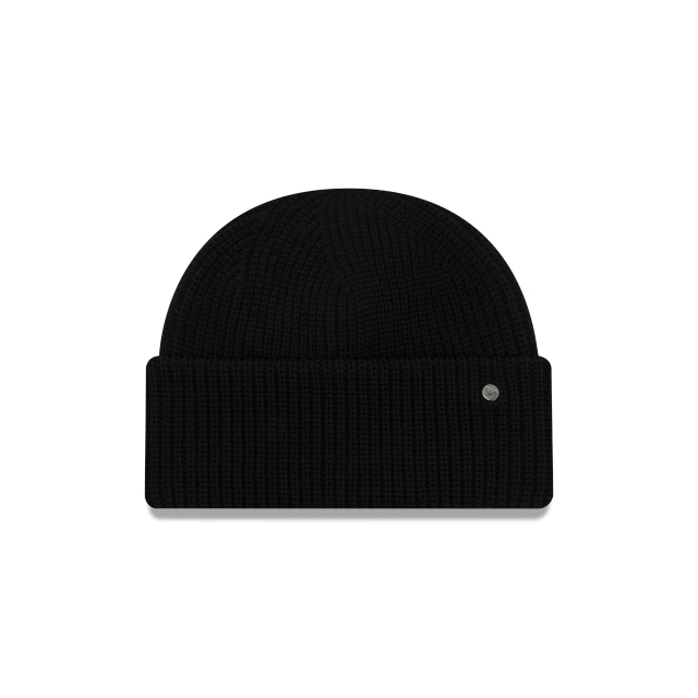 Skully Cuff Beanie Black | New Era Cap