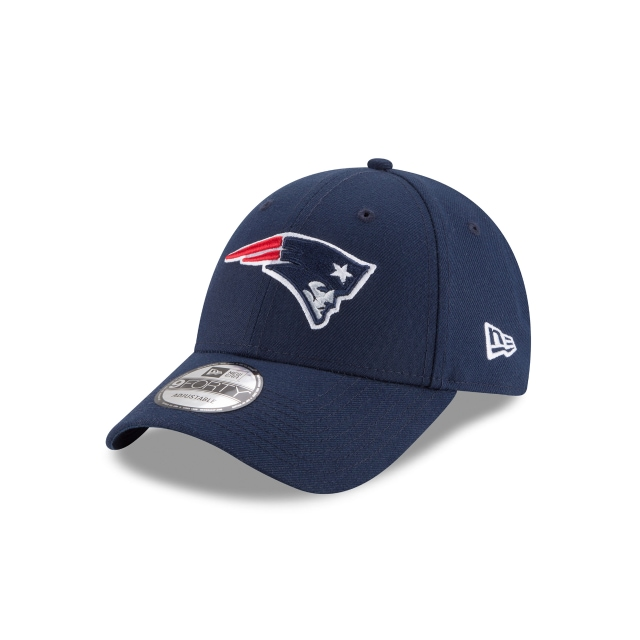 New England Patriots Oceanside Blue 9FORTY | New England Patriots Hats | New Era Cap