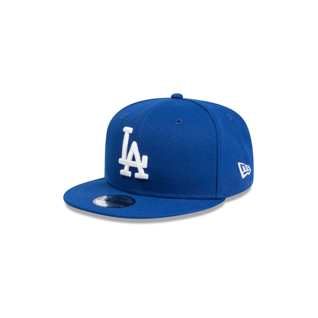 Los Angeles Dodgers Light Royal Youth 9fifty | Los Angeles Dodgers Baseball Caps | New Era Cap
