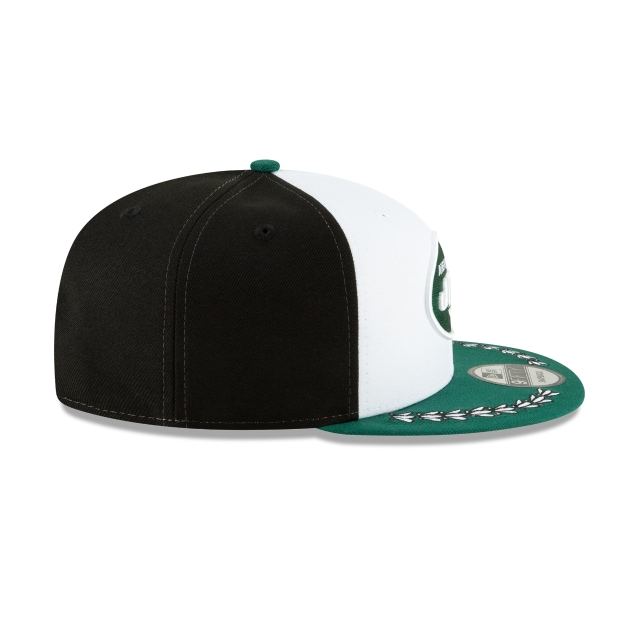 New York Jets On-stage Nfl Draft 9fifty | New York Jets Football Caps | New Era Cap