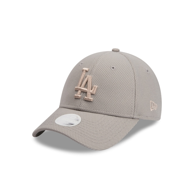 Los Angeles Dodgers Grey Womens 9FORTY | Los Angeles Dodgers Hats | New Era Cap