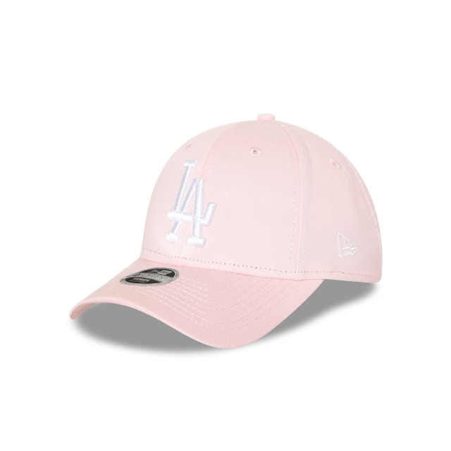 Los Angeles Dodgers Pink Womens 9FORTY | Los Angeles Dodgers Hats | New Era Cap