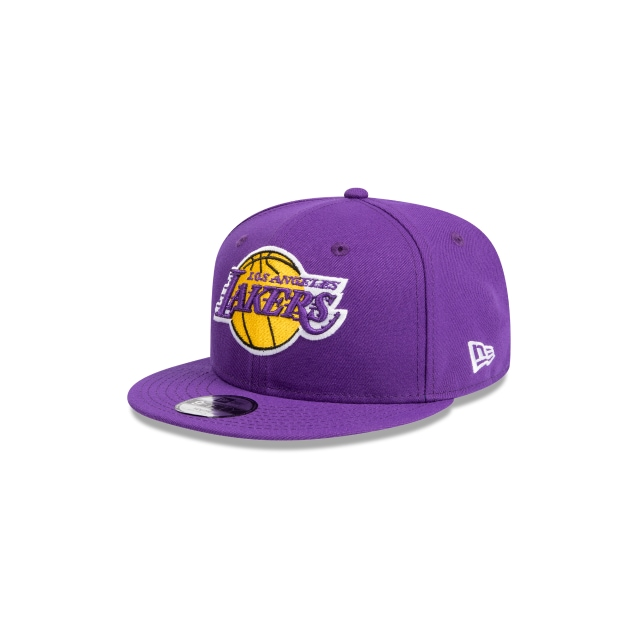 Los Angeles Lakers Purple Youth 9fifty | New Era Cap