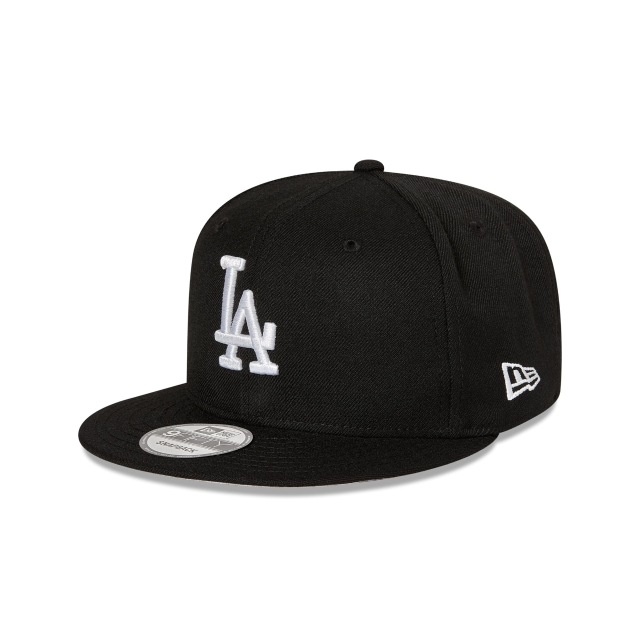 Los Angeles Dodgers Black 9fifty Snapback | New Era Cap