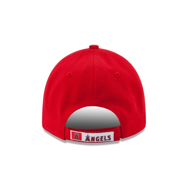 Los Angeles Angels Cooperstown Scarlet 9forty | Los Angeles Angels Baseball Caps | New Era Cap