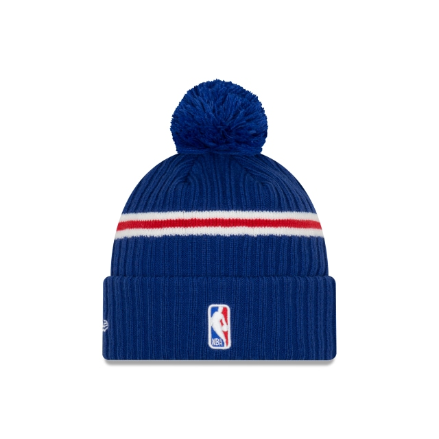 Philadelphia 76ers Nba Authentics Draft Series Beanie | Philadelphia 76ers Basketball Caps | New Era Cap