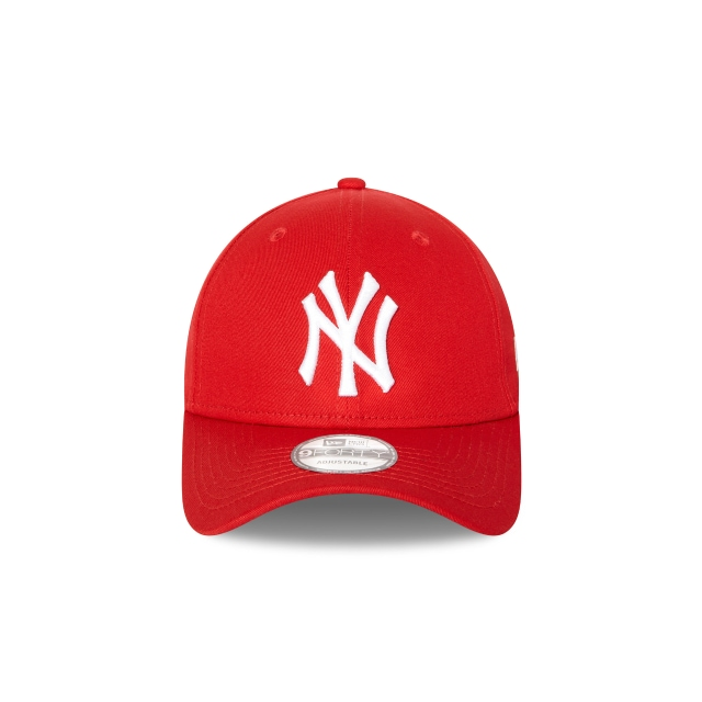 New York Yankees Red 9FORTY | New York Yankees Hats | New Era Cap