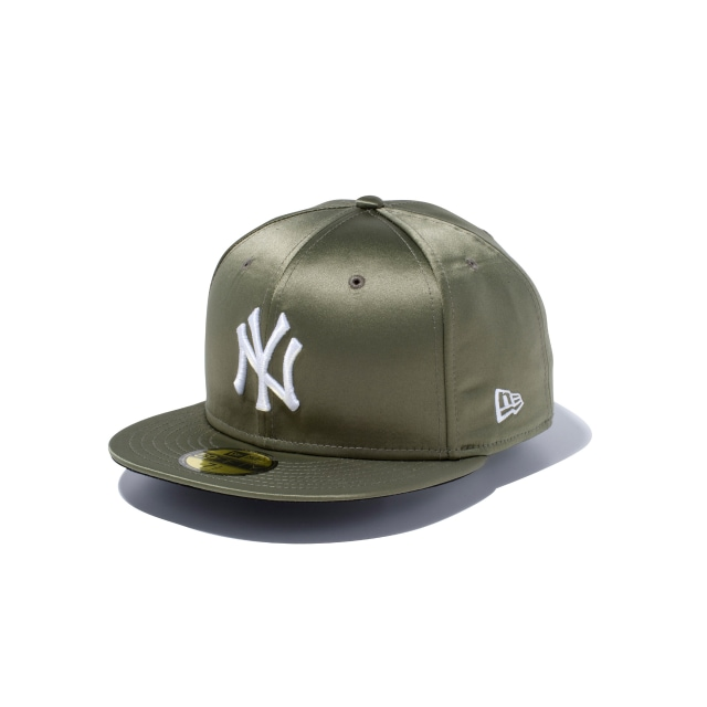 New York Yankees Military Green 59FIFTY Fitted | New York Yankees Hats | New Era Cap