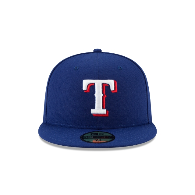 Texas Rangers Authentic Collection 59fifty Fitted | Texas Rangers Baseball Caps | New Era Cap