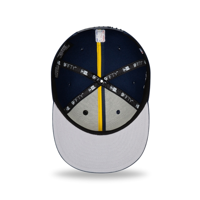 Indiana Pacers Nba Authentics Draft Series 9fifty | Indiana Pacers Basketball Caps | New Era Cap