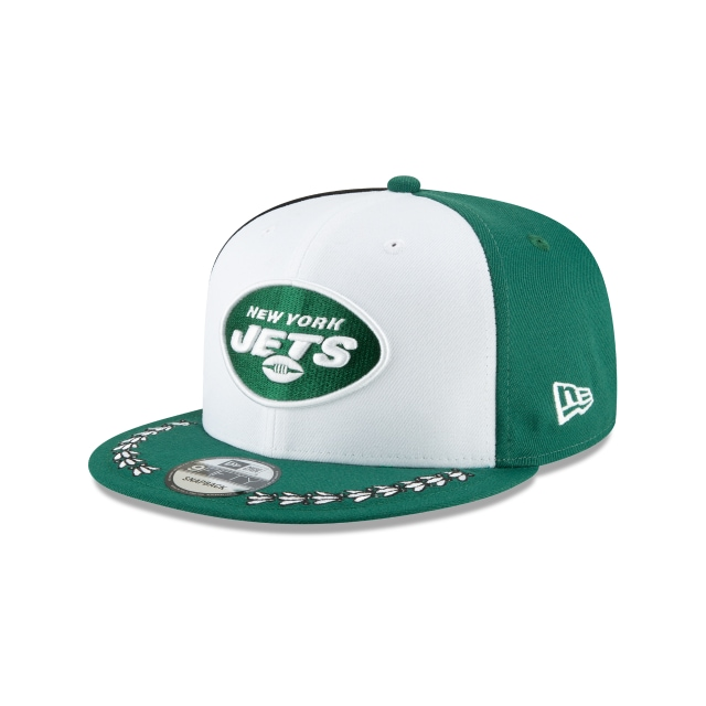 New York Jets On-stage Nfl Draft 9fifty | New Era Cap