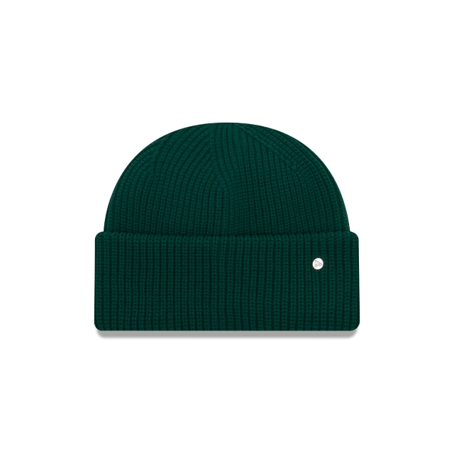 Skully Cuff Beanie Green | New Era Cap