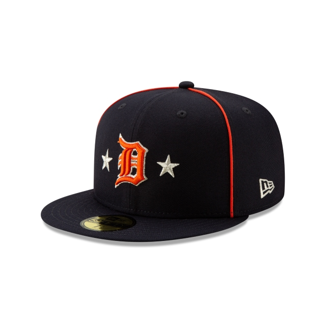 Detroit Tigers All-star Game 59fifty Fitted | New Era Cap