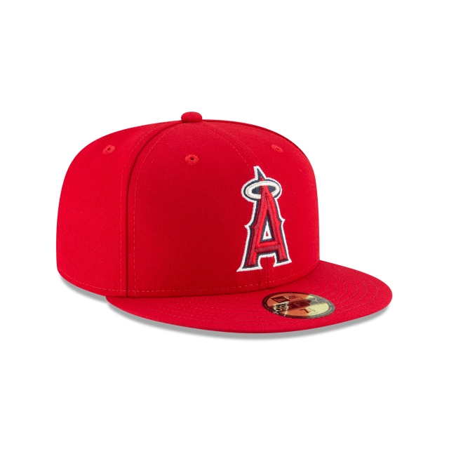 Los Angeles Angels Authentic Collection 59FIFTY Fitted | Los Angeles Angels Hats | New Era Cap