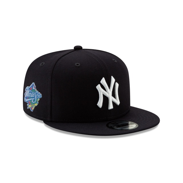 New York Yankees Crystals From Swarovski World Series Patch 9fifty | New Era Cap