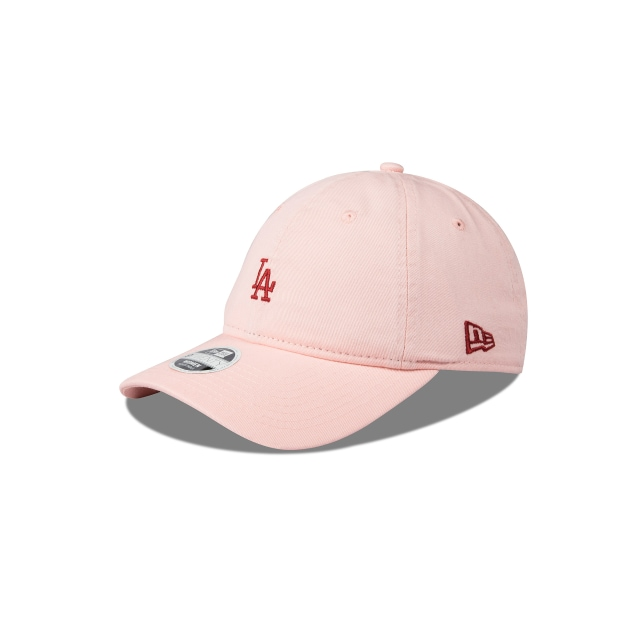 Los Angeles Dodgers Pink Womens 9twenty | New Era Cap