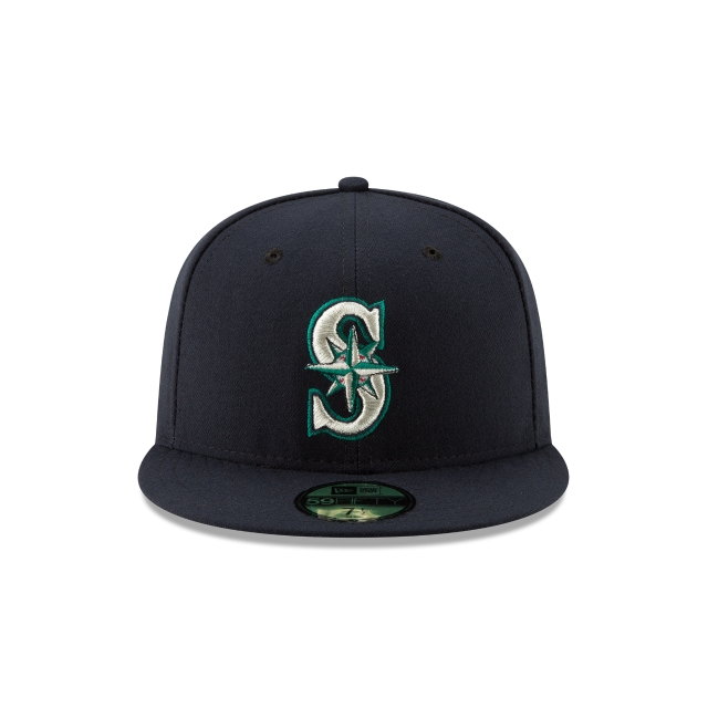 Seattle Mariners Authentic Collection 59FIFTY Fitted | Seattle Mariners Hats | New Era Cap