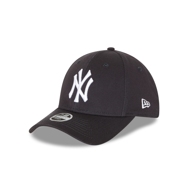 New York Yankees Navy Womens 9FORTY | New York Yankees Hats | New Era Cap