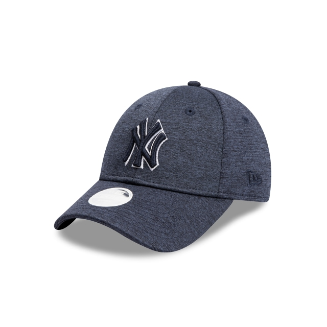 New York Yankees Navy Shadow Tech Womens 9forty | New York Yankees Baseball Caps | New Era Cap