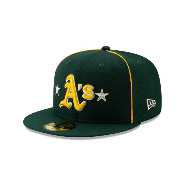 Oakland Athletics All-star Game 59fifty Fitted | New Era Cap