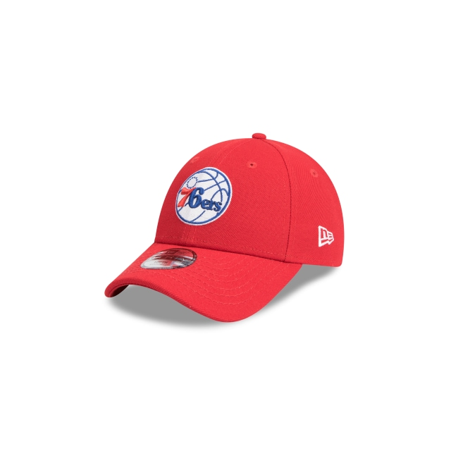 Philadelphia 76ers Scarlet Youth 9forty | New Era Cap
