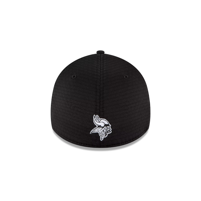 Minnesota Vikings NFL Training Black 39THIRTY | Minnesota Vikings Hats | New Era Cap
