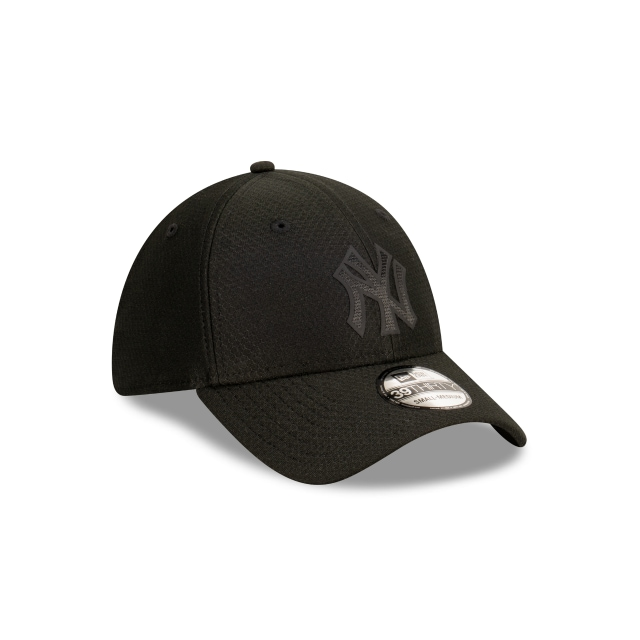 New York Yankees Black Hex Era 39THIRTY Stretch Fit | New York Yankees Hats | New Era Cap