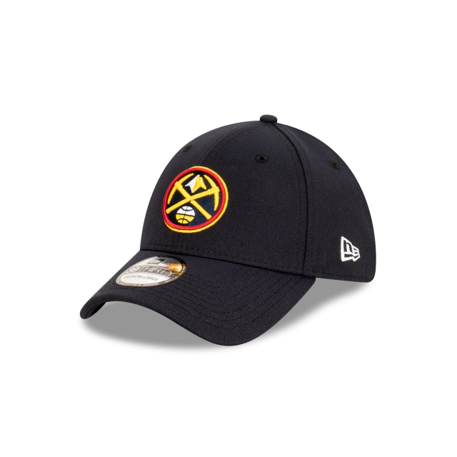 Denver Nuggets Official Team Colours 39THIRTY | Denver Nuggets Hats | New Era Cap
