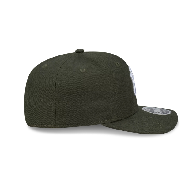 New York Yankees Green Hit Pre Curved Original Fit 9FIFTY | New York Yankees Hats | New Era Cap