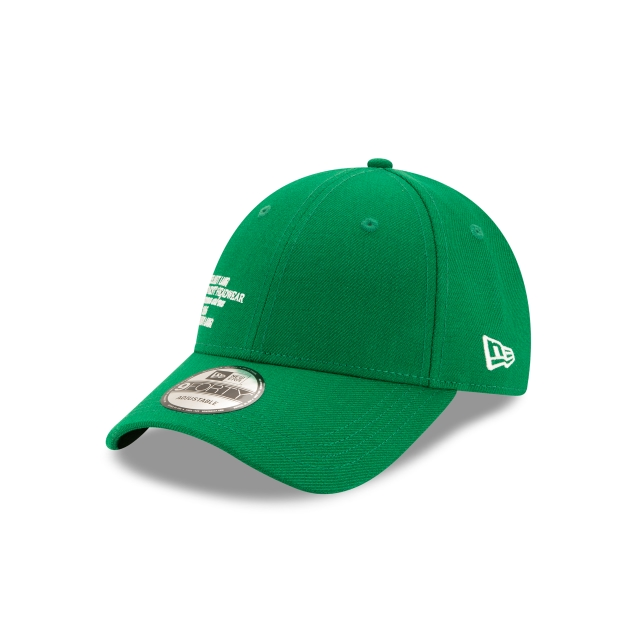 Helmut Lang Kelly Green 9FORTY | Helmut Lang Hats | New Era Cap