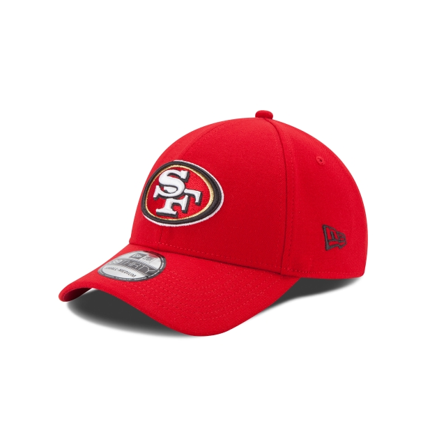 San Francisco 49ers Red 39thirty | San Francisco 49ers Football Caps | New Era Cap