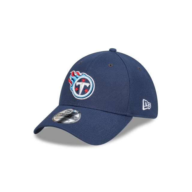 Tennessee Titans Team Colour 39THIRTY | Tennessee Titans Hats | New Era Cap