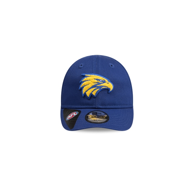 West Coast Eagles Blue My 1st Infant 9FORTY | West Coast Eagles Hats | New Era Cap