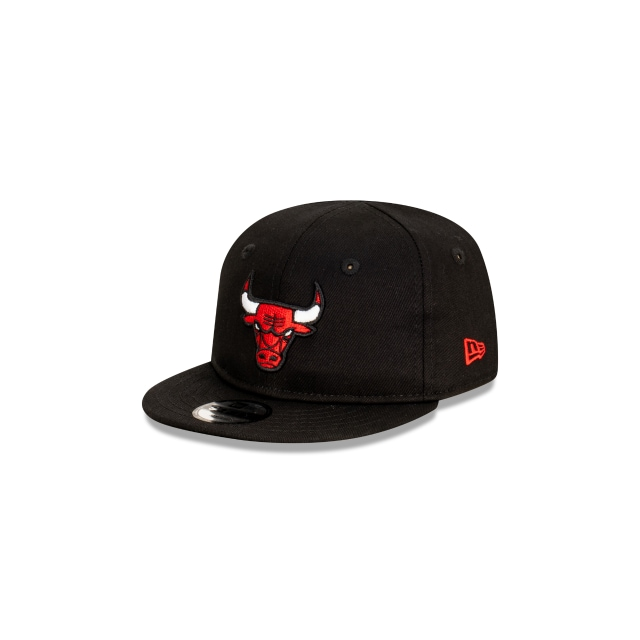 Chicago Bulls Official Team Colours My 1st Infant 9FIFTY Snapback | Chicago Bulls Hats | New Era Cap