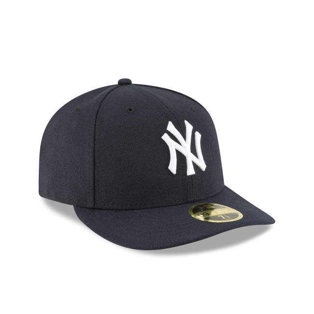 New York Yankees Authentic Collection Low Profile 59FIFTY Fitted | New York Yankees Hats | New Era Cap