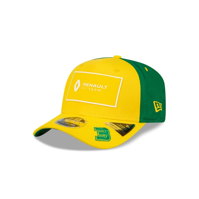 Ricciardo Renault F1 Australia 9FIFTY Stretch Snapback | Renault Hats | New Era Cap