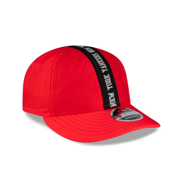 New York Yankees Scarlet Taping Retro Crown 9FIFTY | New York Yankees Hats | New Era Cap